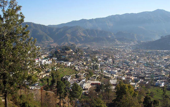 Pithoragarh Travel