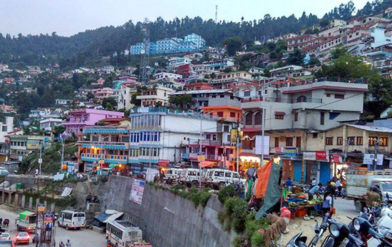 Pauri Travel